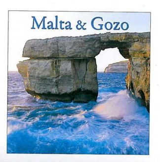 Mini folder with 12 views of Malta & Gozo