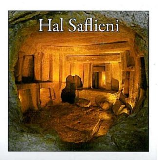 Mini folder with 12 views of Hal Saflieni