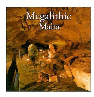 Mini Folder with 12 views of Megalithic Malta
