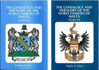The Genealogy and Heraldry of the Noble Families of Malta