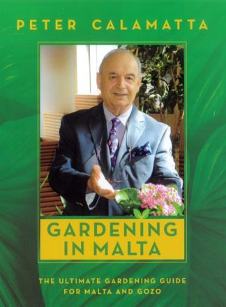 Gardening-in-Malta-BDL Books