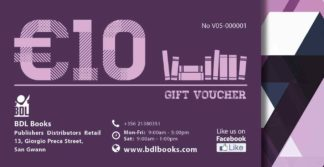 Gift Voucher €10 BDL Books