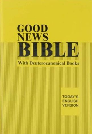 Good News Bible BDL Books