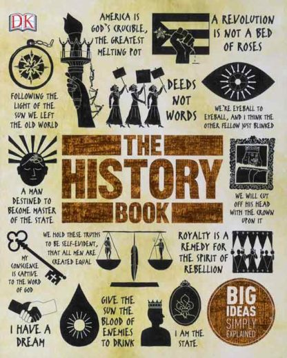 The History Book BDL Books