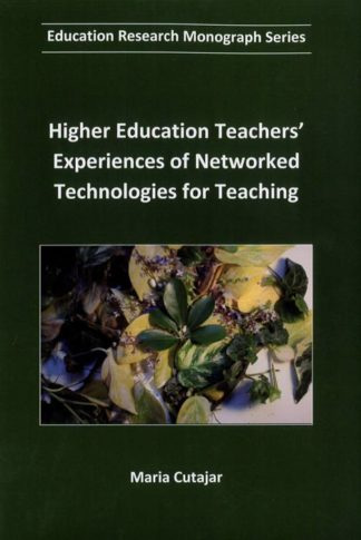 Higher Education Teachers' Experiences BDL Books