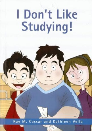 I Dont' Like Studying!