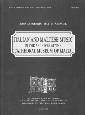 Italian and Maltese Music