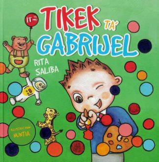 It-Tikek ta Gabrijel BDL Books