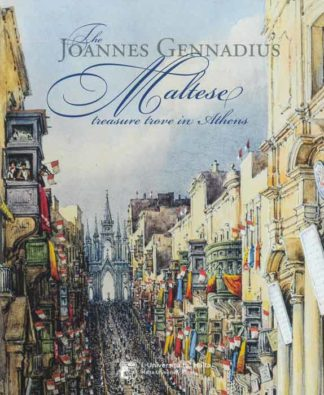 Joannes-Gennadius-Treasure-Trove-in-Athens-Cover-BDL-Books