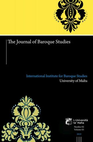 Journal-of-Baroque-Studies-Number-03-Vol-02-2019