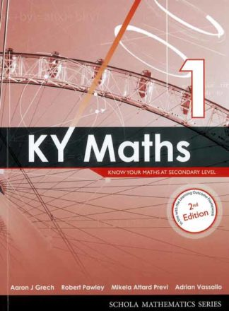 KY-Maths-1-BDL Books