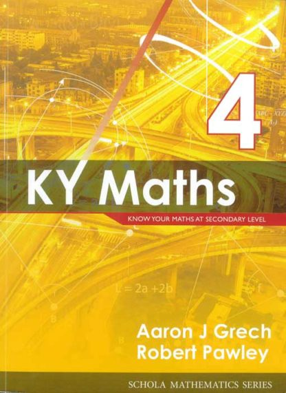 KY-Maths-4-BDL Books