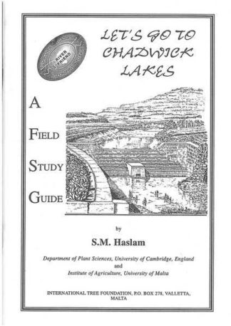 Let's Go To Chadwick Lakes - A field study guide
