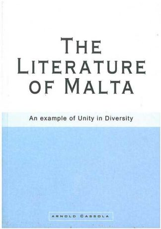 The Literature of Malta