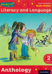 Literacy-and-Language-Anthology-Level-2-Book-1