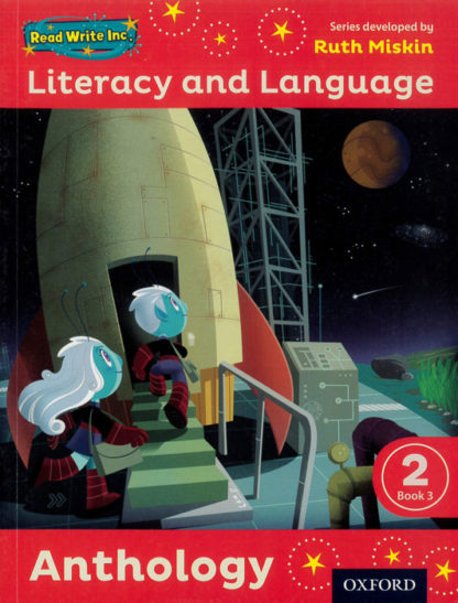 Literacy-and-Language-Anthology-Level-2-Book-3