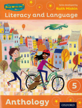 Literacy-and-Language-Anthology-Level-5