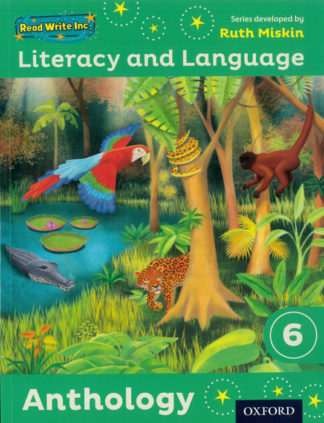 Literacy-and-Language-Anthology-Level-6