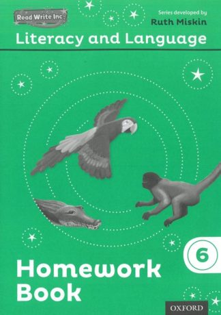 Literacy-and-Language-Homework-Book-6