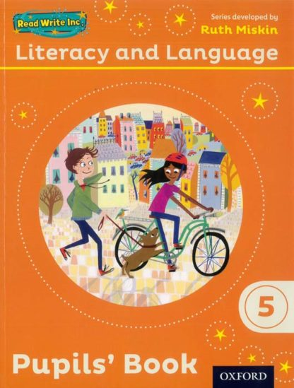 Literacy-and-Language-Pupils-Book-Level-5