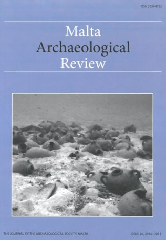 Malta Archaeological Review Issue 10