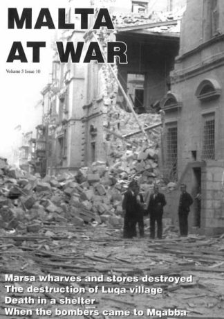 Malta at War Volume 5 Issue 10