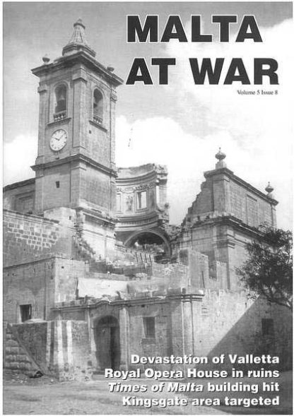 Malta at War Vol 05 No 08