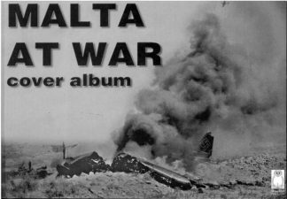 Malta at War - Cover Album