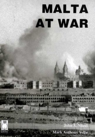 Malta at War Vol 5 (Hardcover)