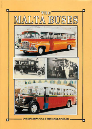 The Malta Buses (Hardback)