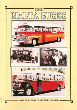 The Malta Buses (Paperback)