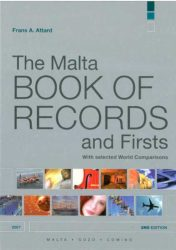 The Malta book of records and firsts with selected World Compari