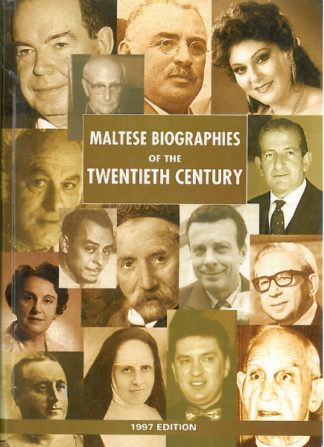Maltese Biographies of the Twentieth Century