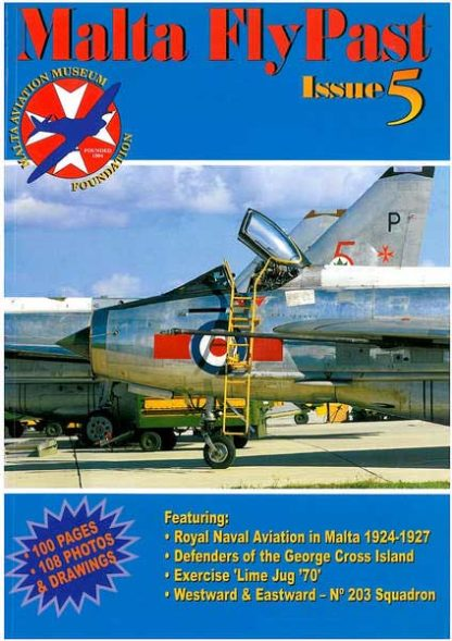 Malta Fly Past issue 5