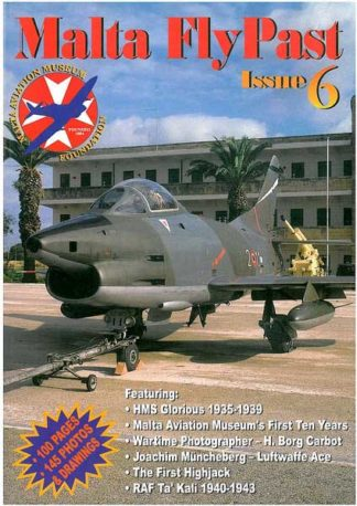 Malta Fly Past issue 6