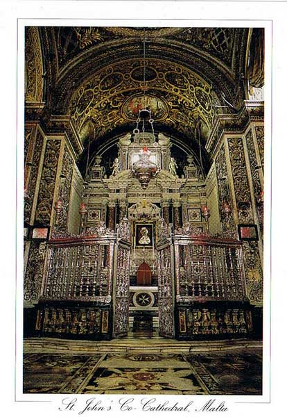 St John's Co-Cathedral Malta (Pack of 50) #20