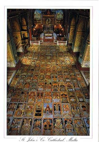 St John's Co-Cathedral Malta (Pack of 50) #117
