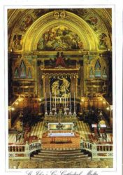St John's Co-Cathedral Malta (Pack of 50) #119