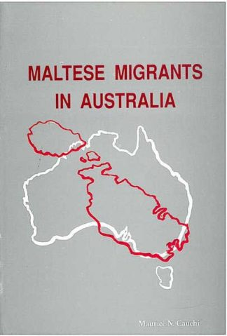 Maltese Migrants In Australia