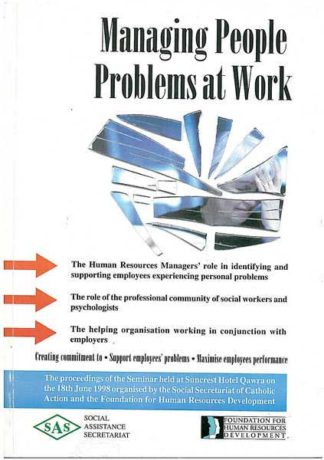 Managing People - Problems at Work