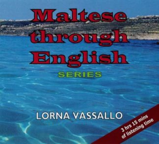 Maltese through English Series CD