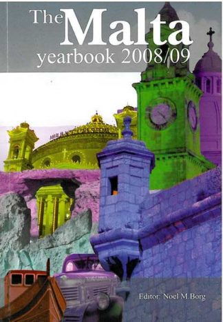 The Malta yearbook 2008/2009