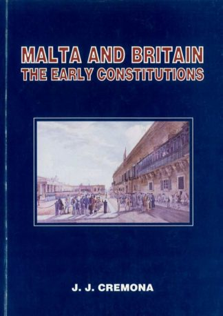Malta-and-Britain-Early-Constitution BDL Books