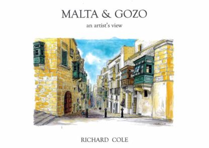 Malta-and-Gozo-an-Artist's-View-BDL Books