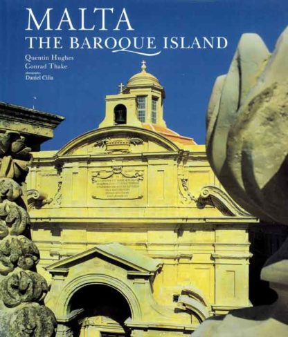 Malta The Baroque Island BDL Books