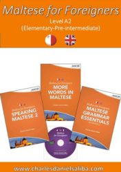 Maltese for Foreigners Level A2 BDL Books