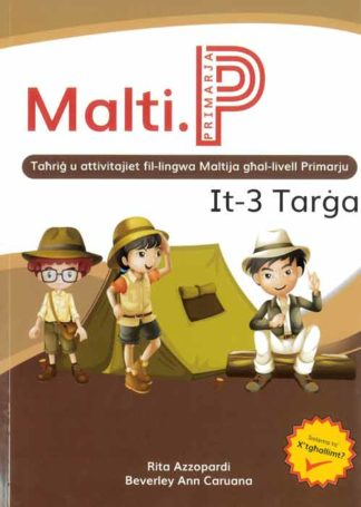 Malti.P-It-3-Targa-BDL Books