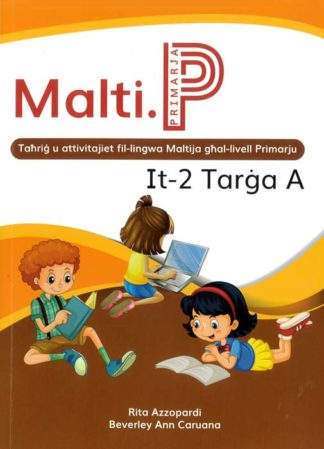 Malti.P-it-2-Targa-A-BDL Books