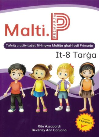 Malti.P-it-8-Targa-BDL Books