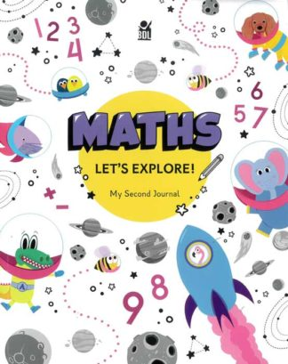 Maths-Lets-Explore-Second-Journal-Cover